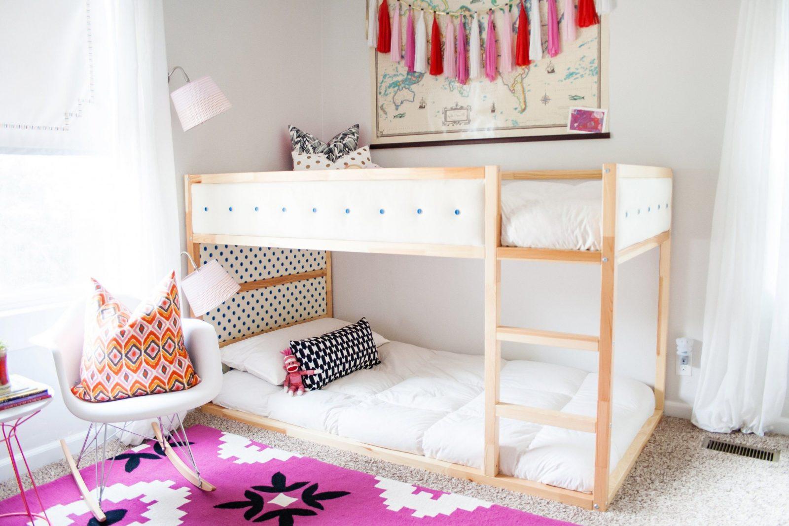 Kleines Gitterbett Ikea Himmel Kinderbett Fa R Babybett Ein Bett von Himmel Für Bett Ikea Bild