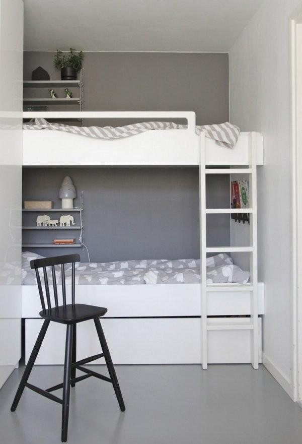 Kleines Kinderzimmer Einrichten  56 Ideen Für Raumlösung von Kleine Kinderzimmer Optimal Einrichten Photo