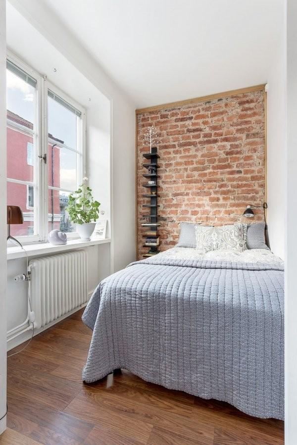 Kleines Schlafzimmer Einrichten  25 Ideen Für Raumplanung von Ideen Für Kleine Schlafzimmer Bild