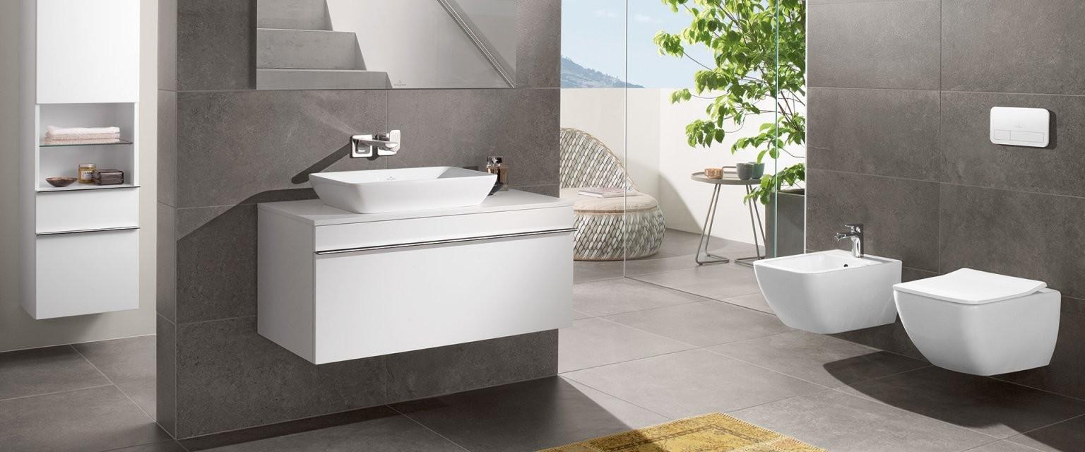 Kollektion Venticello Von Villeroy  Boch – Design Auf Ganzer Linie von Villeroy Und Boch Doppelwaschbecken Mit Unterschrank Photo