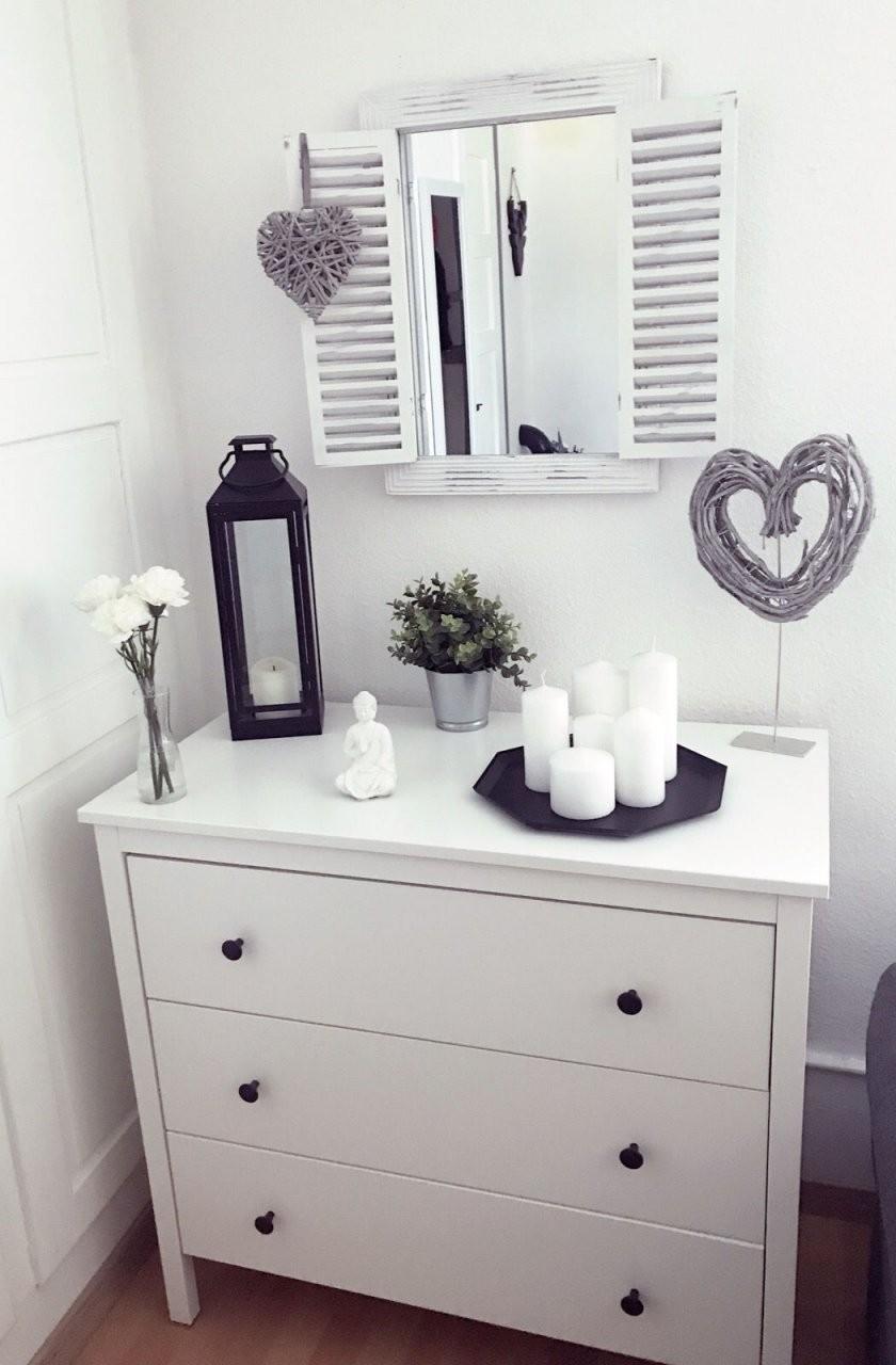 Kommode Dekorieren  Home  Kommoden Dekorieren Schlafzimmer von Deko Für Schlafzimmer Kommode Bild