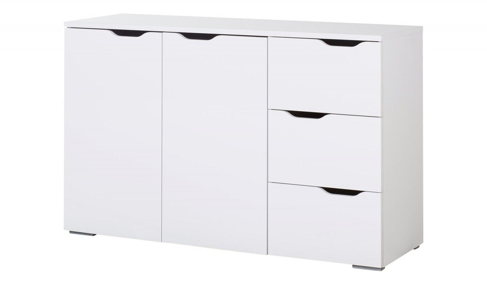 Kommode Maibach  120 Cm  Möbel Höffner von Schrank Weiß 120 Breit Bild