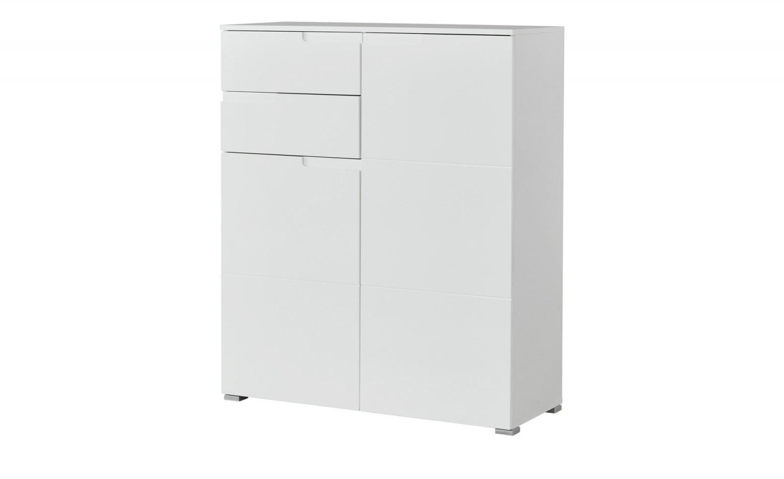 Kommode Weiß Breit 100 Cm  Bei Möbel Kraft Online Kaufen von Kommode Weiß Hochglanz 100 Cm Breit Photo