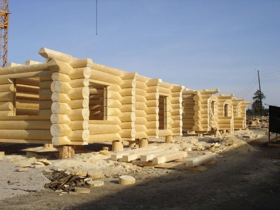 Kosten Naturstamm Blockhaus Bauen  Die Blockhausbauer In Sachsen von Blockhaus Selber Bauen Kosten Photo