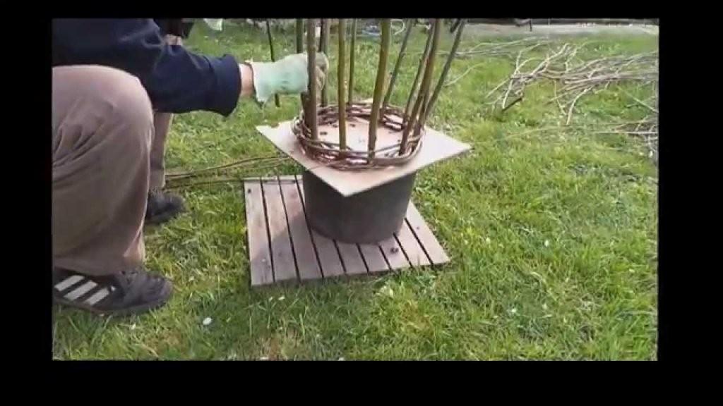 Kreative Rankhilfen Für Den Urbanen Garten  Youtube von Kreative Gartengestaltung Selber Machen Photo