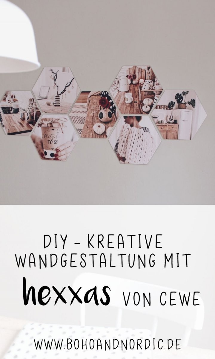 Kreative Wandgestaltung Mit Cewe Hexxas  Die Etwas Andere von Kreative Bilder Selbst Gestalten Photo