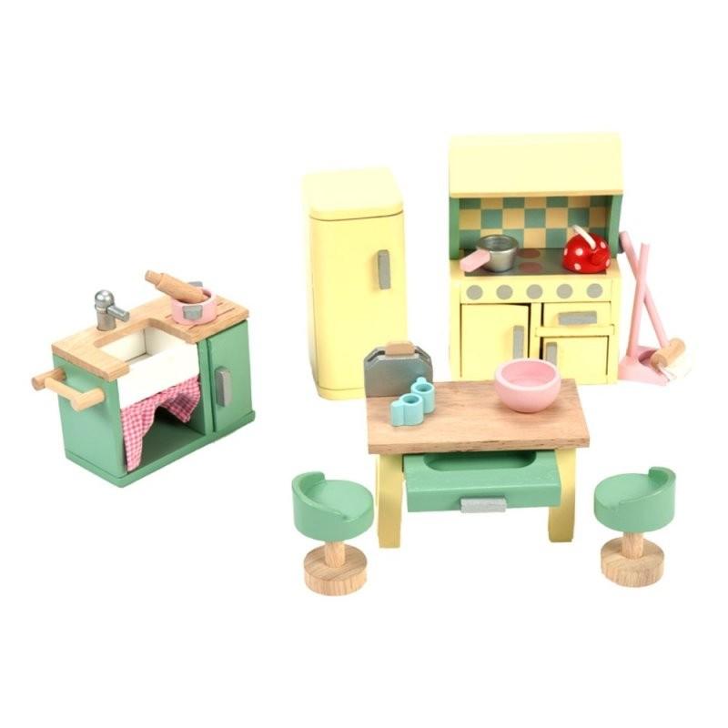 Küche Daisy Lane Le Toy Van Spiele Und Freizeit Kind von Le Toy Van Küche Bild