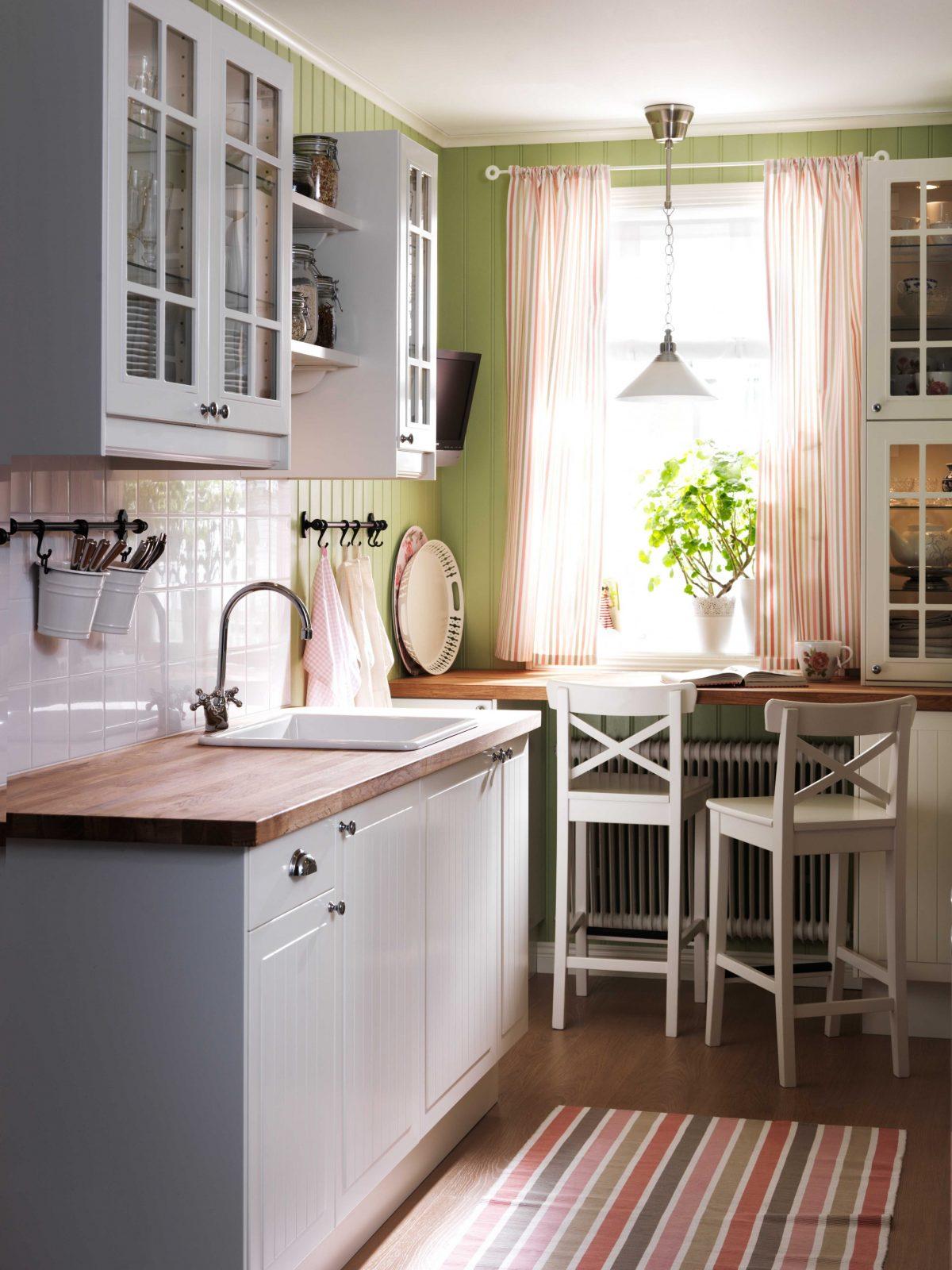 Küche Für Jeden Geschmack  Stil Günstig Kaufen  Кухня  Küche von Ikea Küche Faktum Landhaus Photo
