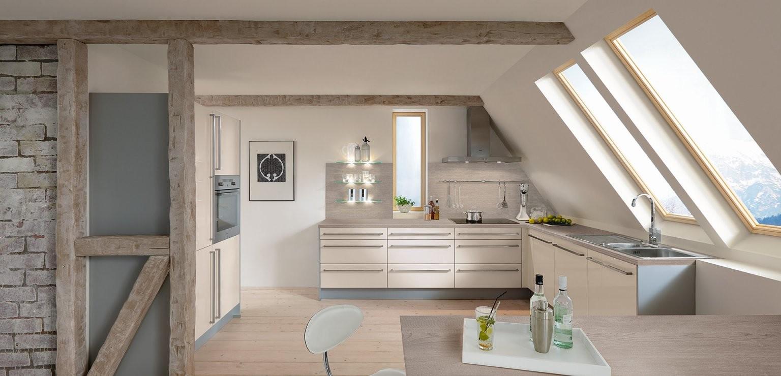 Küche In Uform Modern Und Viel Stauraum ☆ von Küchen Modern U Form Bild