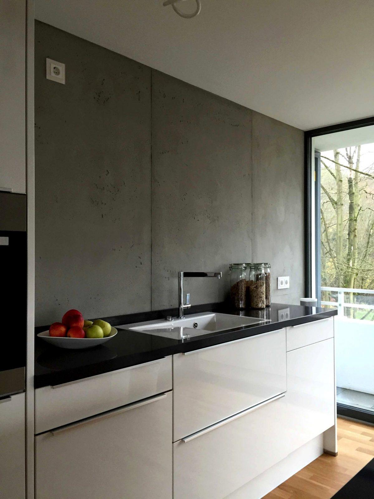 Küche Spritzschutz Selber Machen Zum Atemberaubend Wandpaneele Küche von Spritzschutz Küche Selber Machen Bild