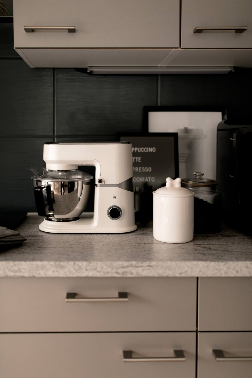 Küche Verschönern Mit Wenig Aufwand Mein Küchenmakeover Inkl von Küche Neu Gestalten Vorher Nachher Photo