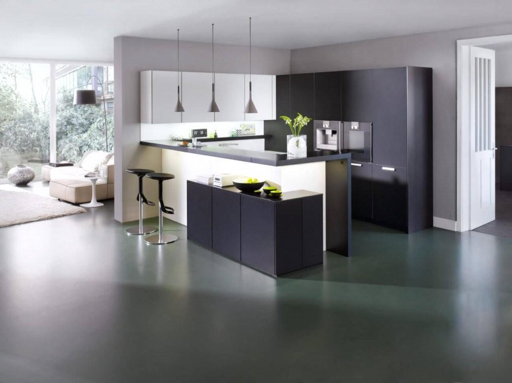 Küchen In Uform Vor Und Nachteile  Tipps Für Die Küchenplanung von Küchen Modern U Form Photo