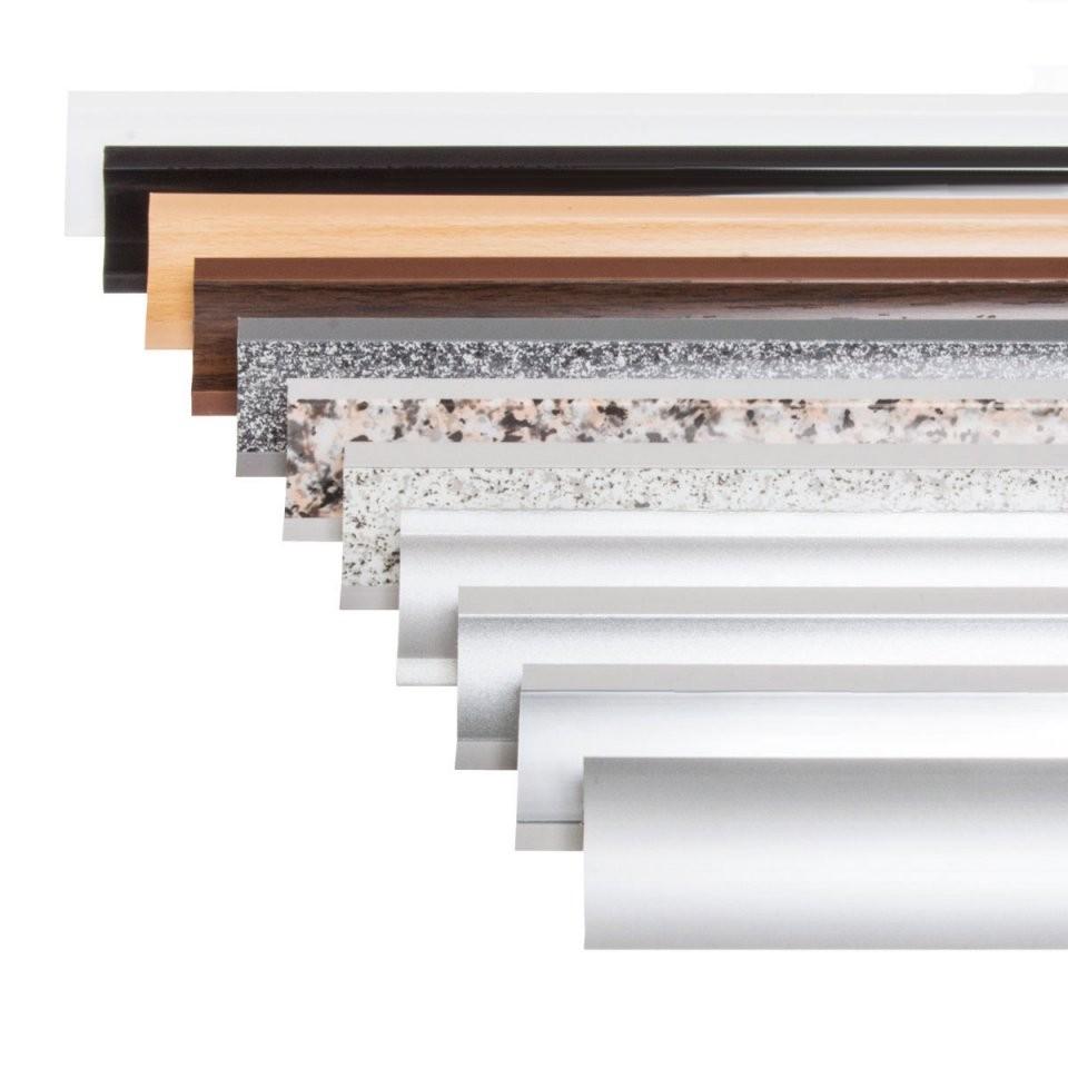 Küchenabschlussleiste  Jumboshop von Leiste Für Arbeitsplatte Küche Photo