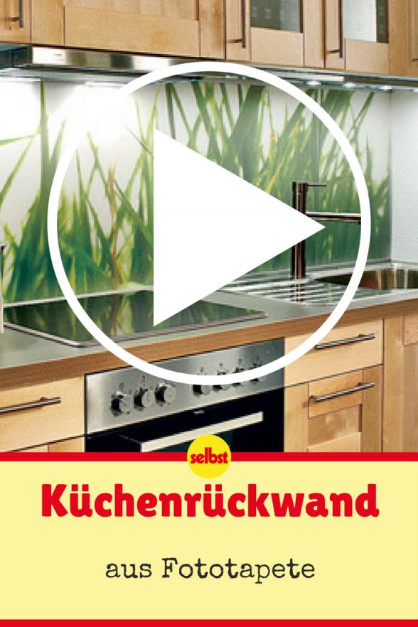 Küchenrückwand  Wohnideen  Küchenrückwand Tapete Küche Und Küche von Spritzschutz Küche Plexiglas Selber Machen Bild