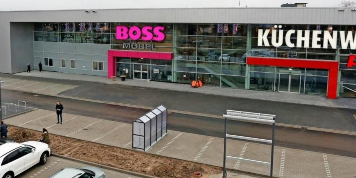 Küchenwelt Und Discounter  Porta In Paunsdorf Startet Am 27 von Möbel Boss Leipzig Alte Messe Photo