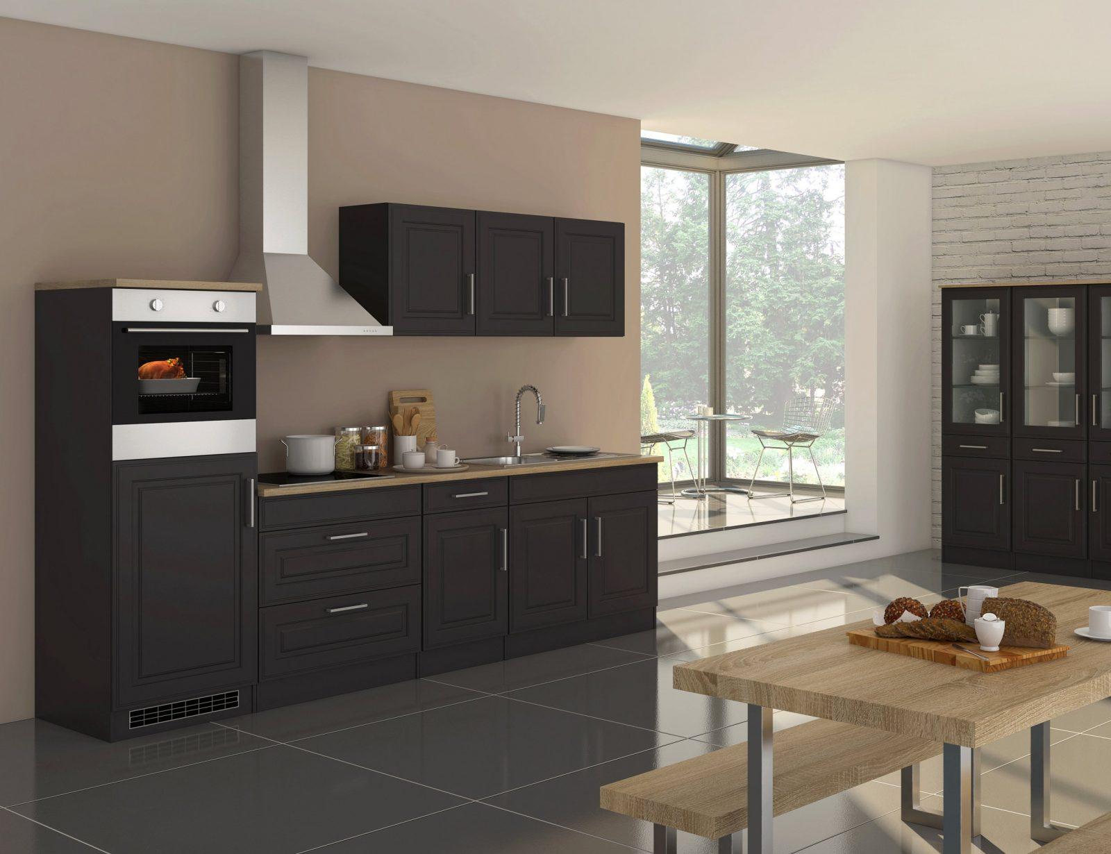 Küchenzeile Mit Elektrogeräten Günstig Kaufen von Küche Mit E Geräten Ohne Kühlschrank Bild