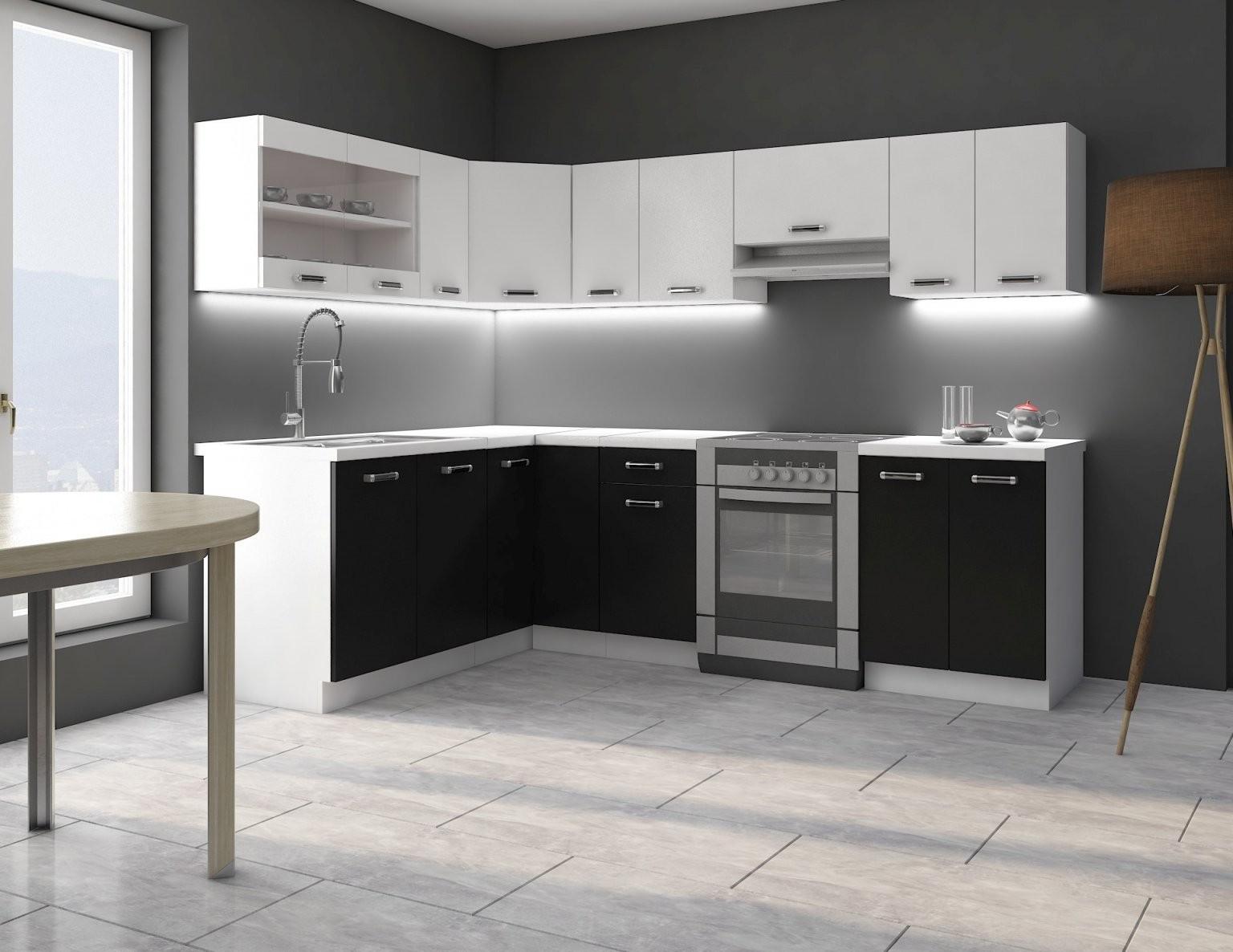 Küchenzeilen Günstig Online Kaufen  Real von Küchen Günstig Mit E Geräten Bild