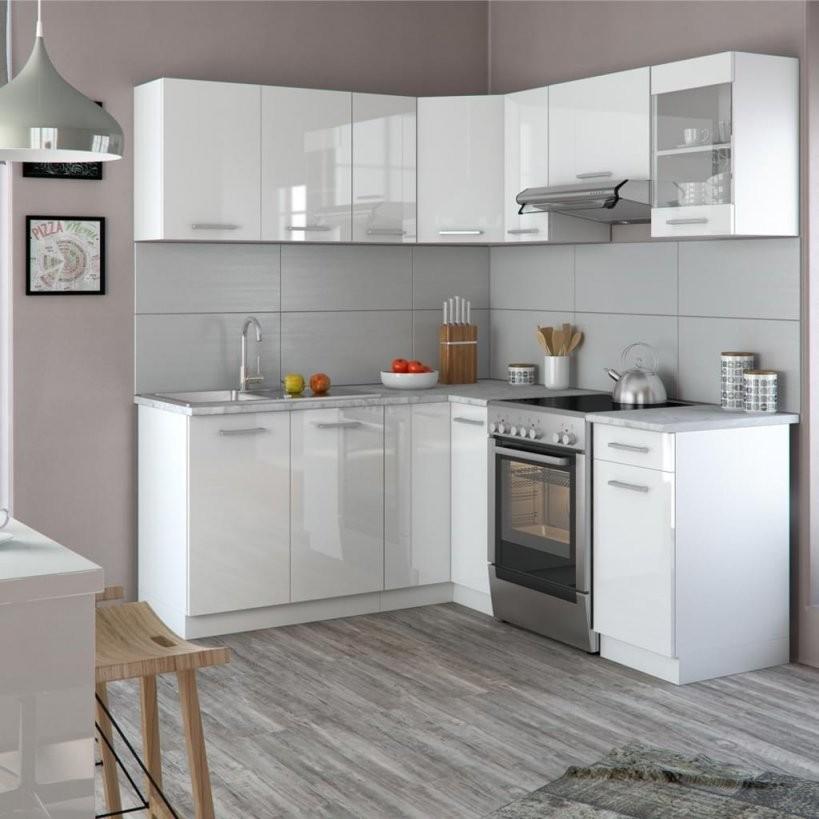 Küchenzeilen Günstig Online Kaufen  Real von Küchen Günstig Mit E Geräten Photo