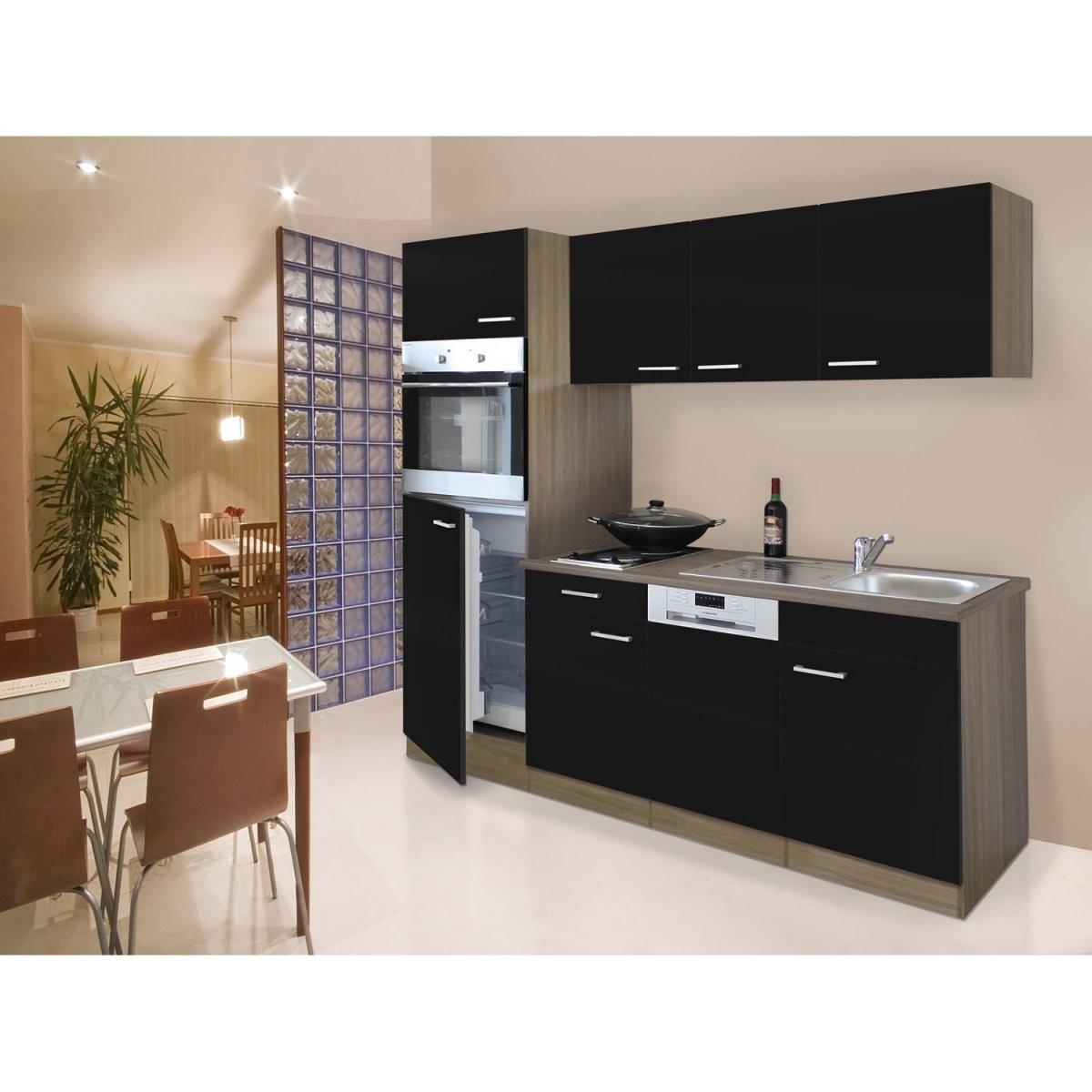 Küchenzeilen – Infos Und Günstig Online Kaufen von Küche Mit E Geräten Ohne Kühlschrank Bild