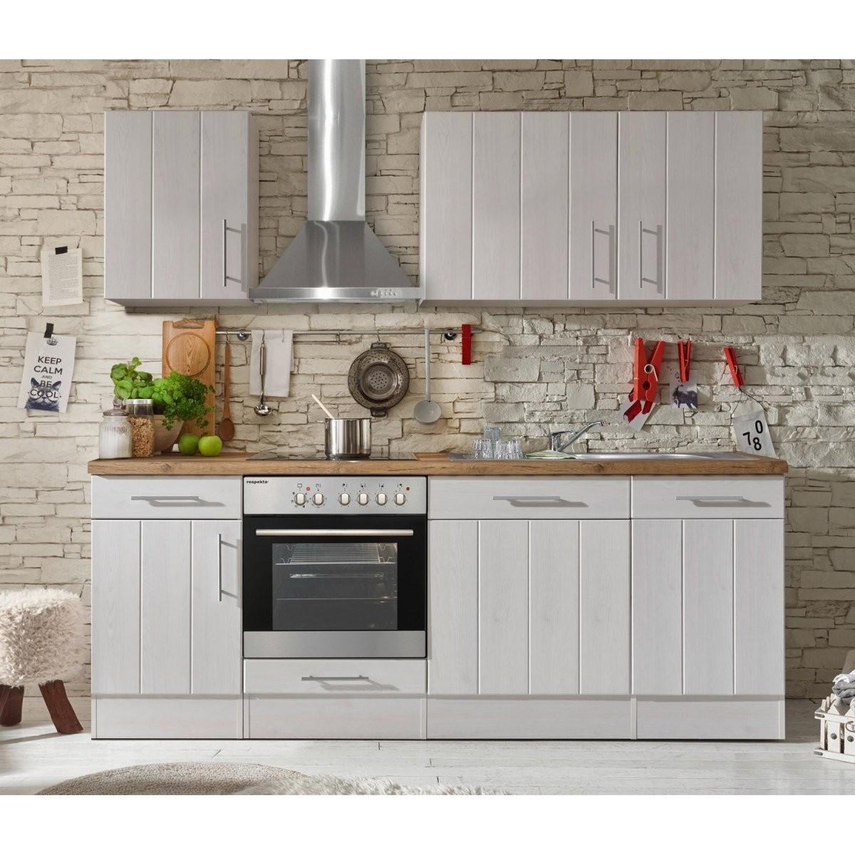 Küchenzeilen – Infos Und Günstig Online Kaufen von Küchenzeile 220 Cm Ohne Geräte Bild