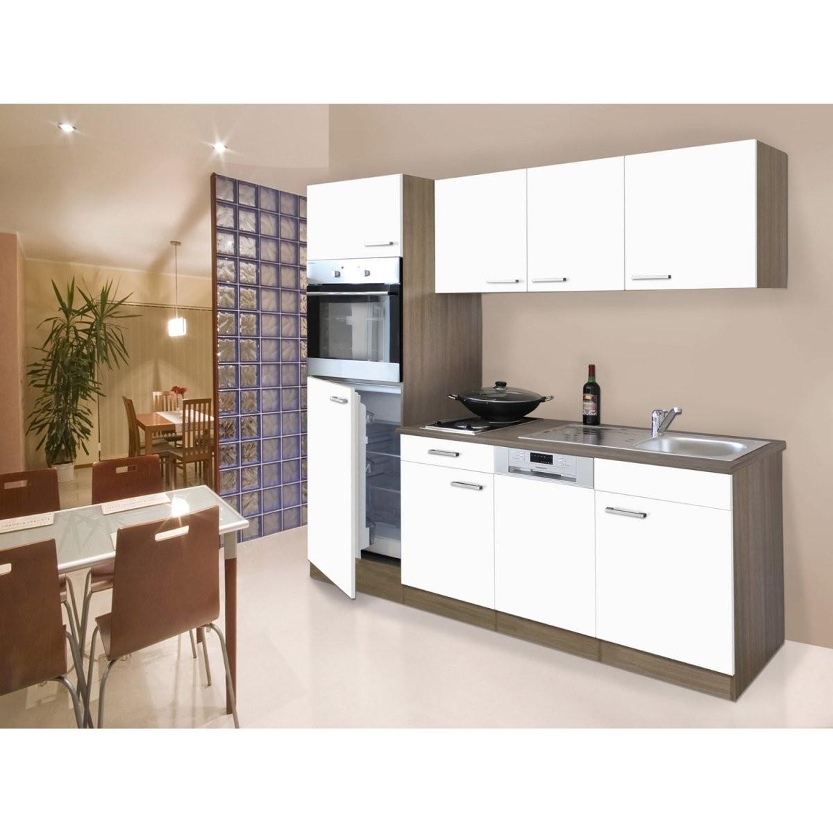 Küchenzeilen – Infos Und Günstig Online Kaufen von Küchenzeile 220 Cm Ohne Geräte Photo