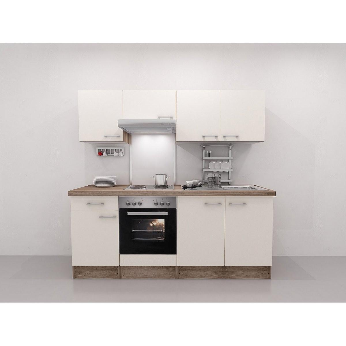 Küchenzeilen – Infos Und Günstig Online Kaufen von Küchenzeile Mit Elektrogeräten Ohne Kühlschrank Bild