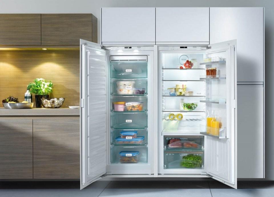 Kühl Und Gefriergeräte Alle Wichtigen Infos Zu Kühlschränken Und von Kühlschrank 100 Cm Breit Bild