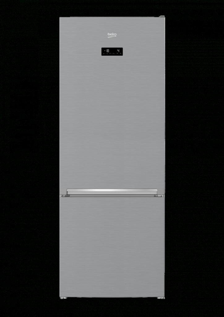Kühlgefrierkombinationen  Beko Hausgeräte von Gefrierschrank Silber 85 Cm Bild