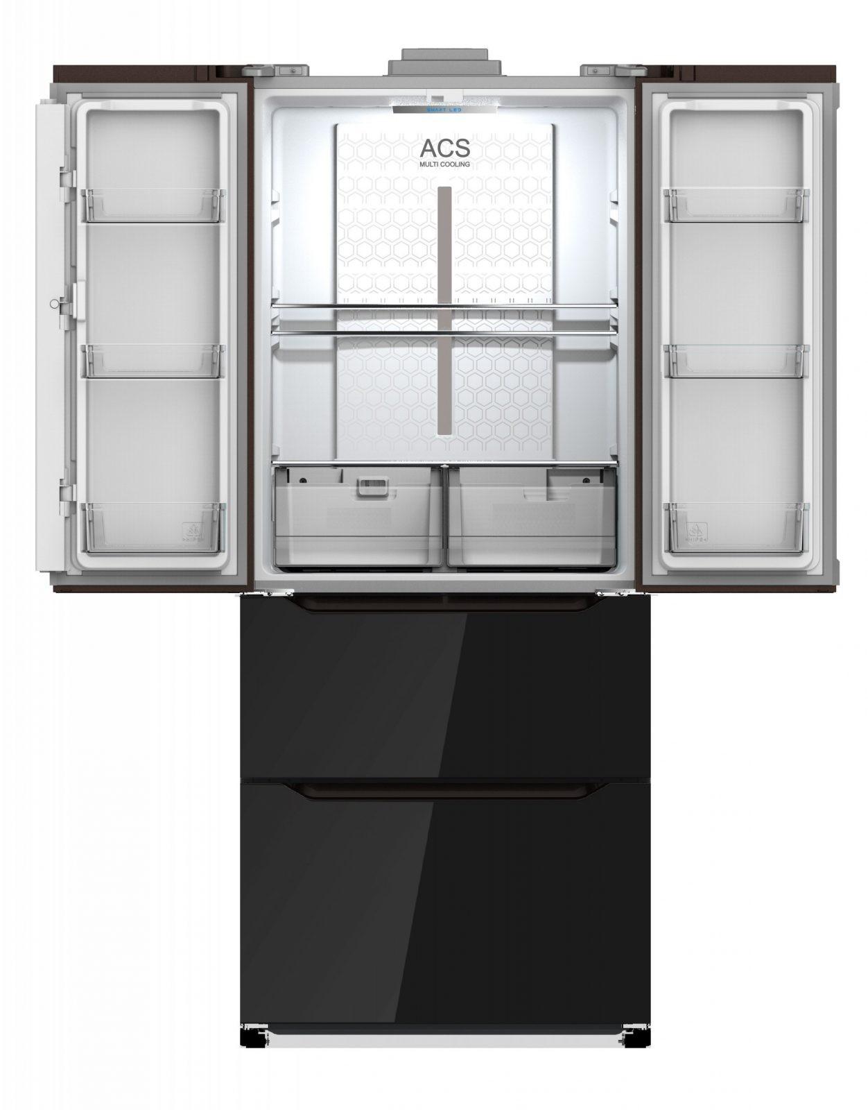 Kühlgefrierkombinationen  Standgeräte  Kühlen  Gefrieren von Kühl Gefrierkombination Mit 0 Grad Zone Bild
