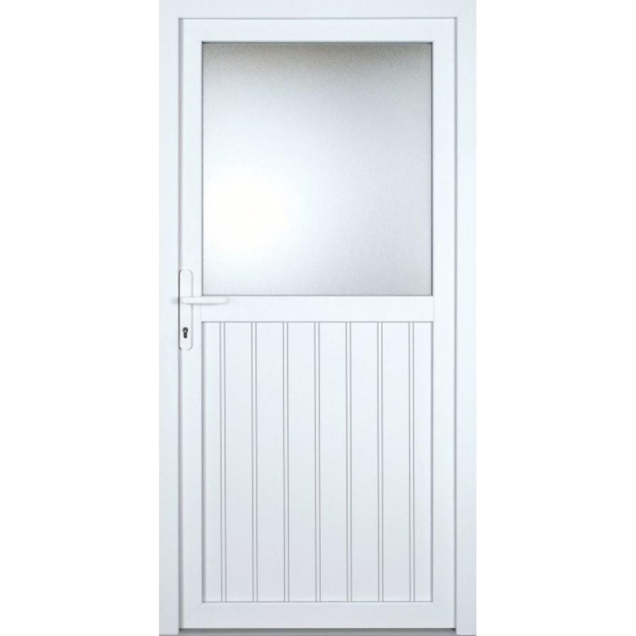 Kunststoff Kunststoff Nebeneingangstür · Kellertür · Garagentür von Nebeneingangstür 180 Cm Hoch Bild