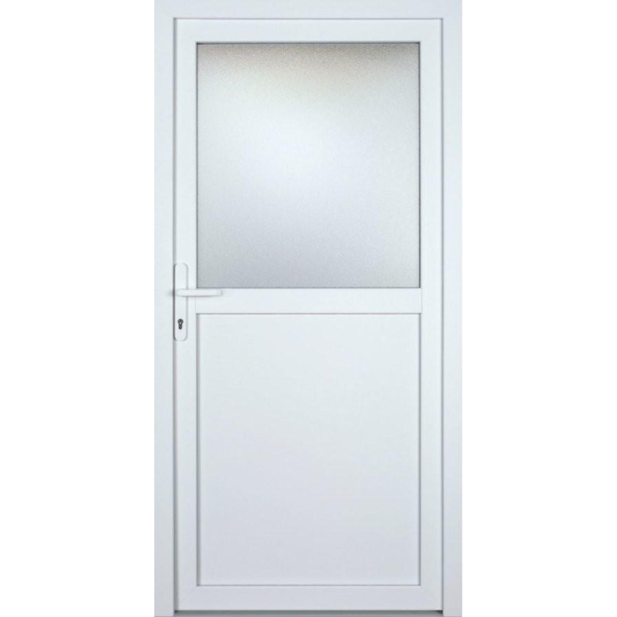 Kunststoff Nebeneingangstür · Kellertür · Garagentür · Modell K60 von Nebeneingangstür 180 Cm Hoch Photo