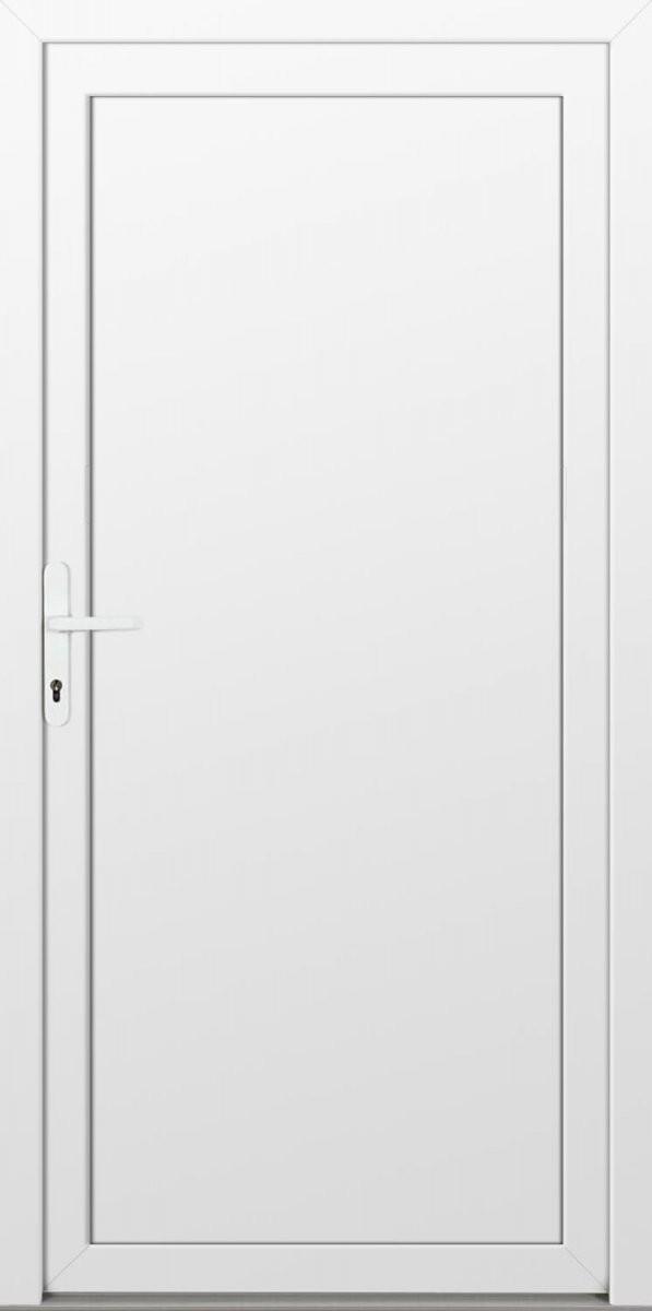"""Kunststoff Nebeneingangstür """"diana"""" 60Mm  Kunststofftüren  Alle von Nebeneingangstür 180 Cm Hoch Bild"""