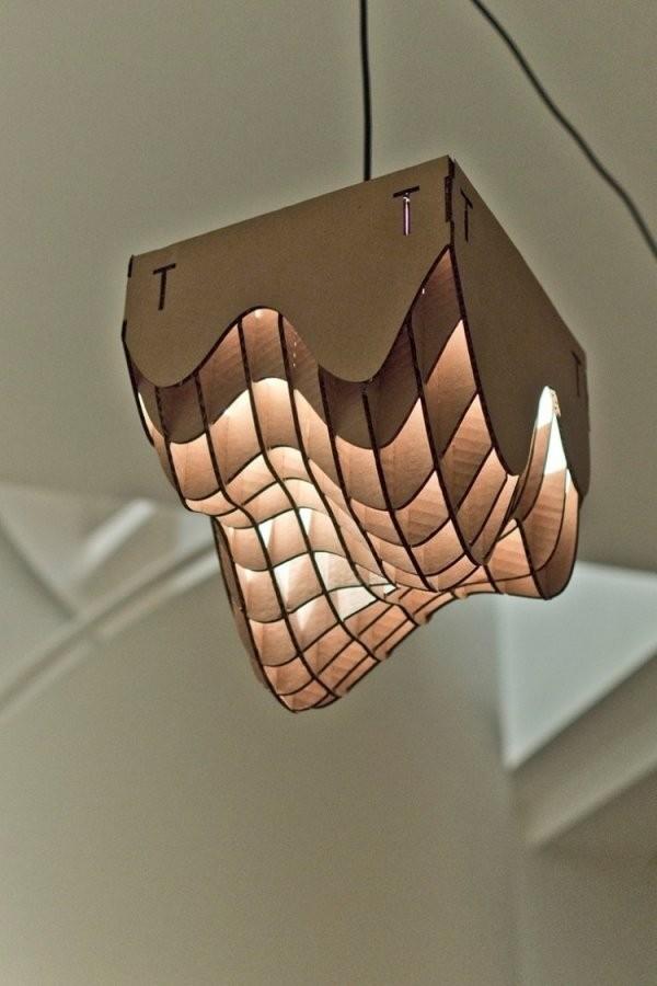 Lampenschirm Basteln  55 Attraktive Anleitungen Und Ideen von Lampenschirm Drahtgestell Selber Machen Photo