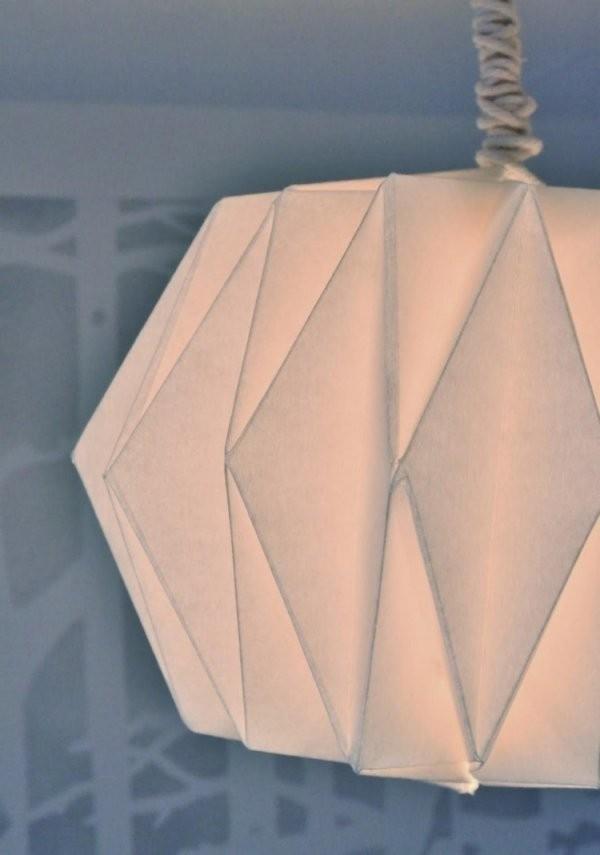 Lampenschirm Basteln  55 Attraktive Anleitungen Und Ideen von Lampenschirm Gestell Selber Machen Bild