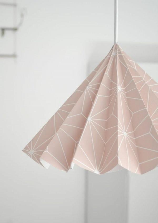 Lampenschirme Selber Machen  30 Inspirierende Bastelideen  Crafts von Lampenschirm Selber Machen Material Bild