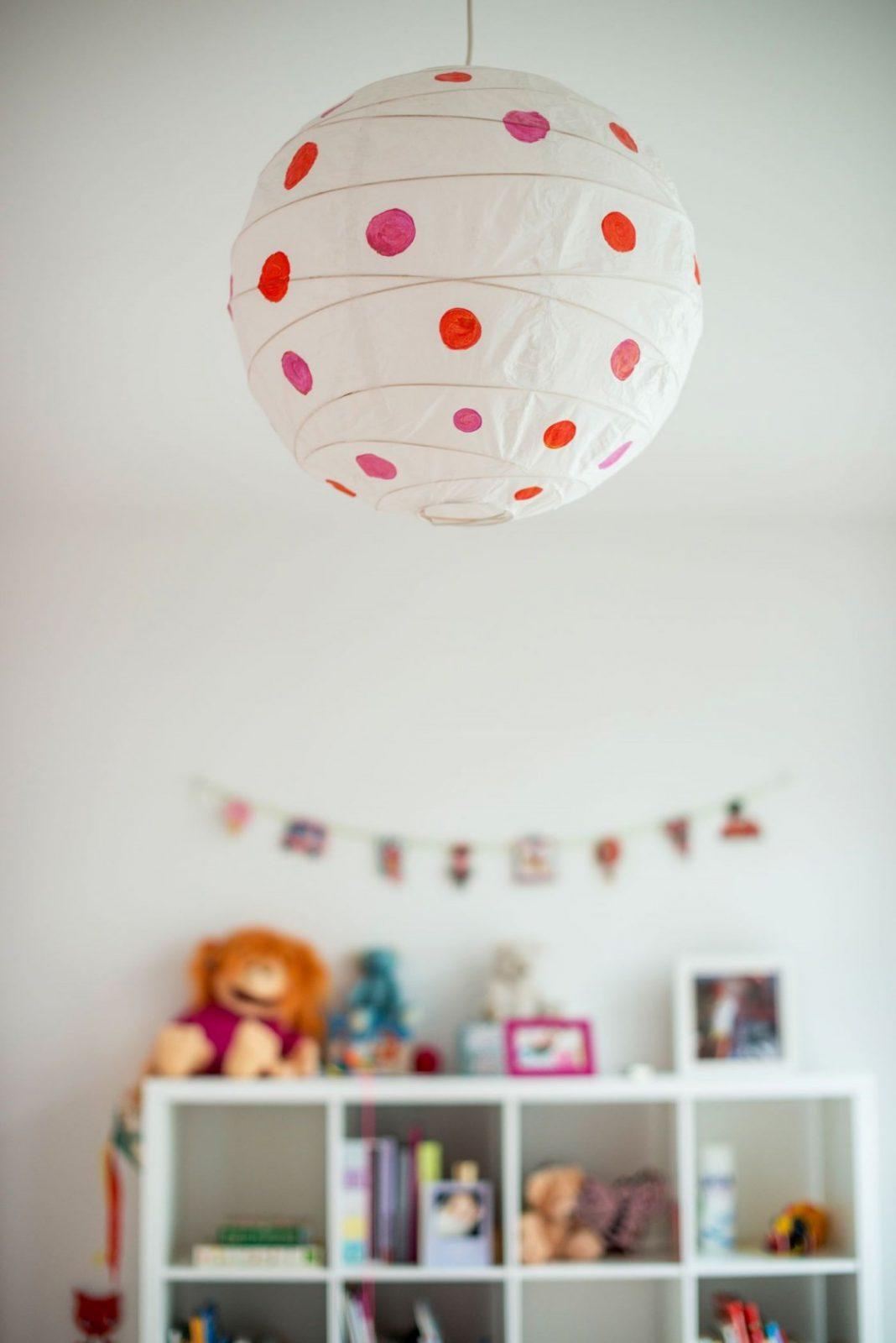 Lampenschirme Selber Machen Ideen  Bilder von Lampenschirm Drahtgestell Selber Machen Bild