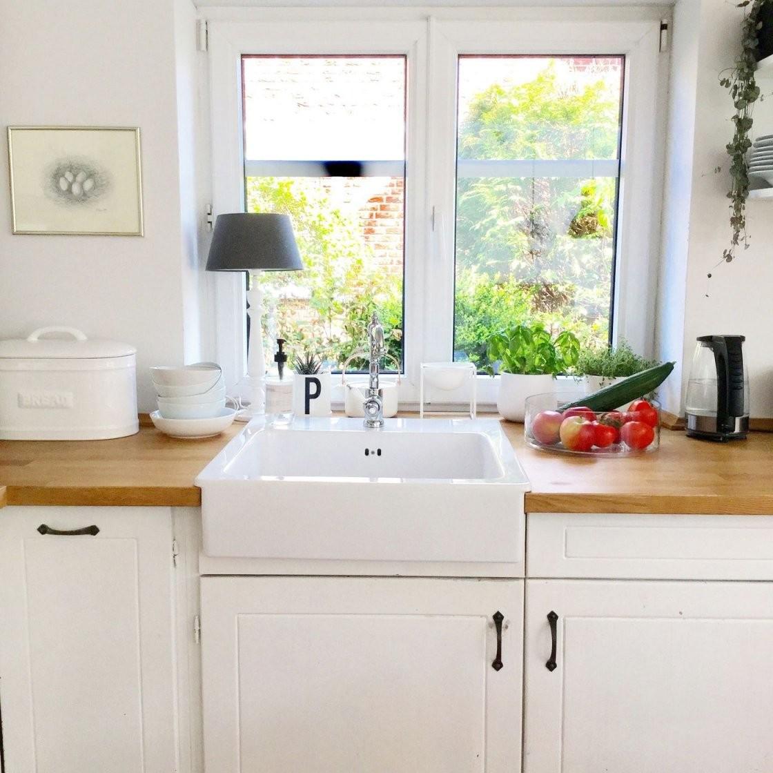 Landhausküchen Bilder  Ideen von Küche Im Landhausstil Gestalten Bild