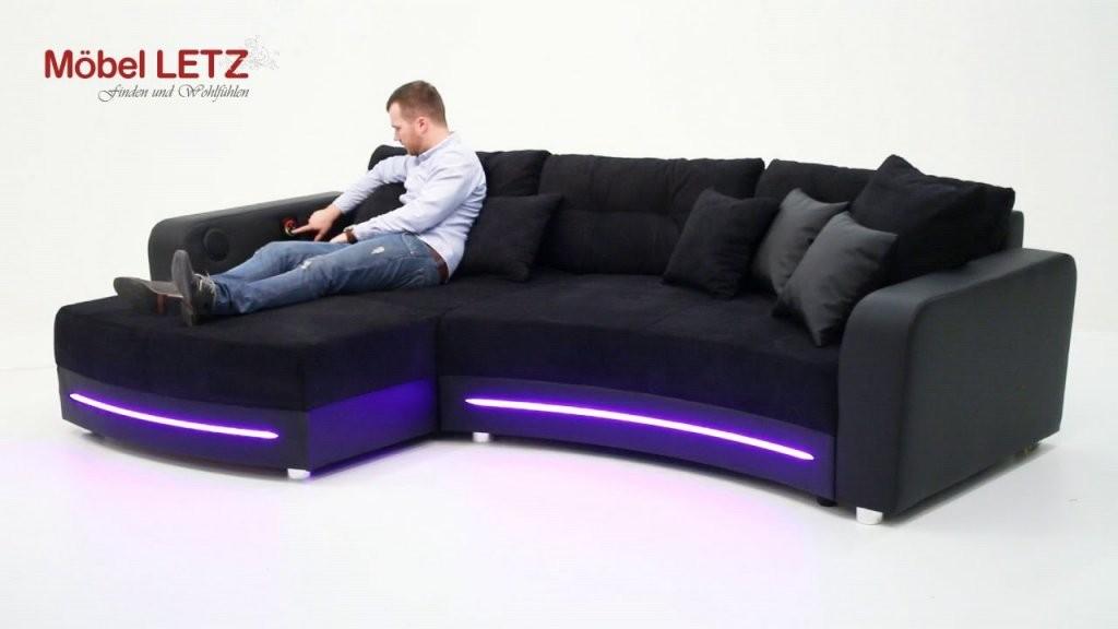 Laredo Von Jockenhöfer Sofa Mit Ledbeleuchtung Und Soundsystem von Couch Mit Led Beleuchtung Bild