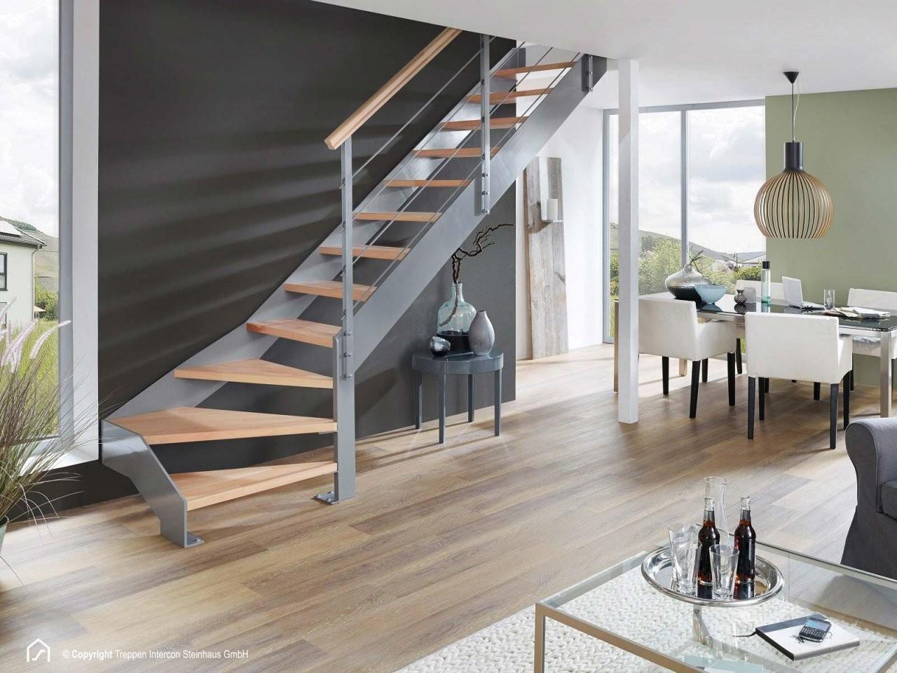 Laser Treppe 14 Gewendelt  Intercon Toronto Hier Kaufen von Raumspartreppe 1 4 Gewendelt Bild