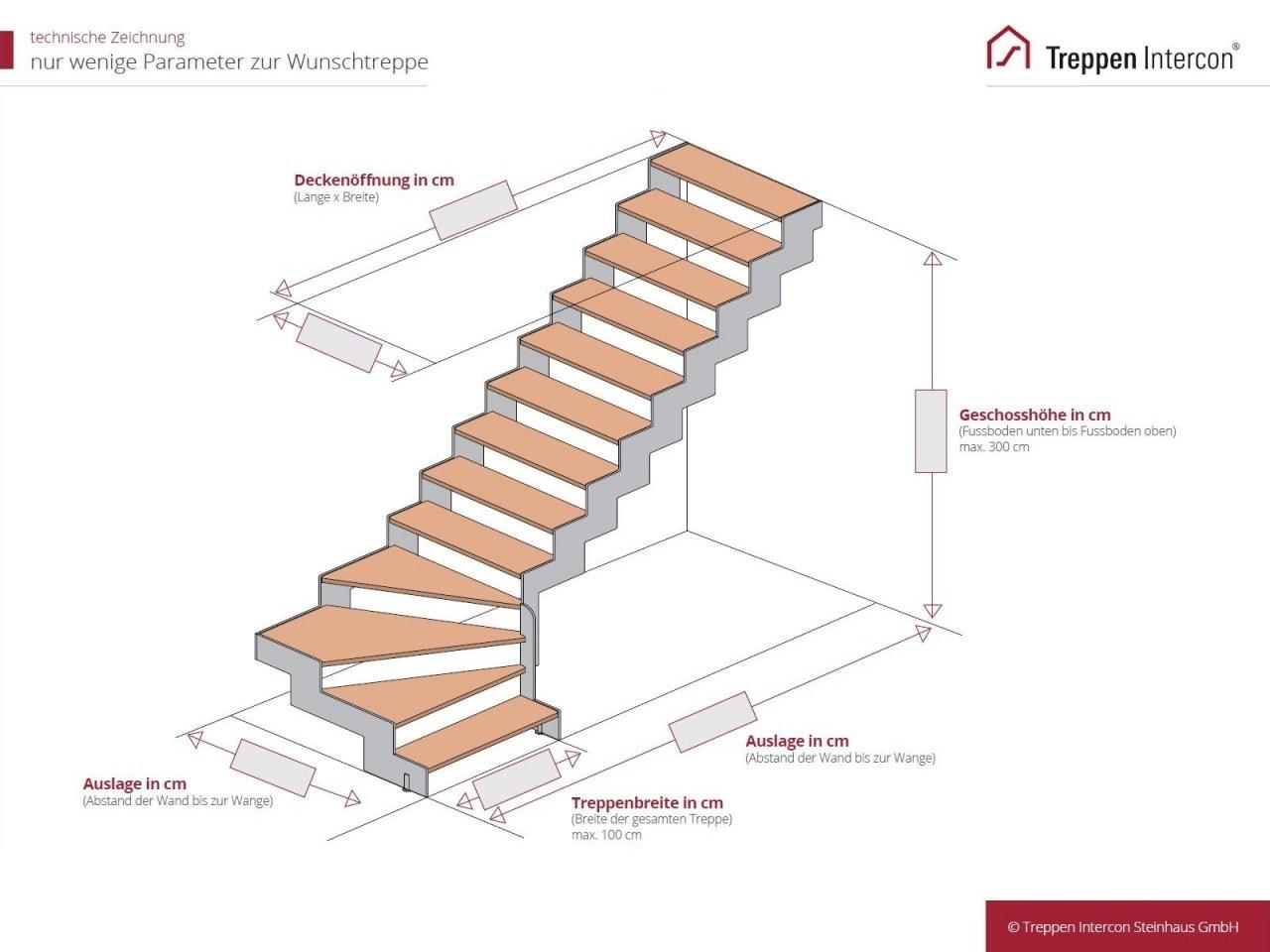Lasergeschnittene Treppe Rio Viertelgewendelt  Wangentreppe von Treppe 1 4 Gewendelt Rechts Photo