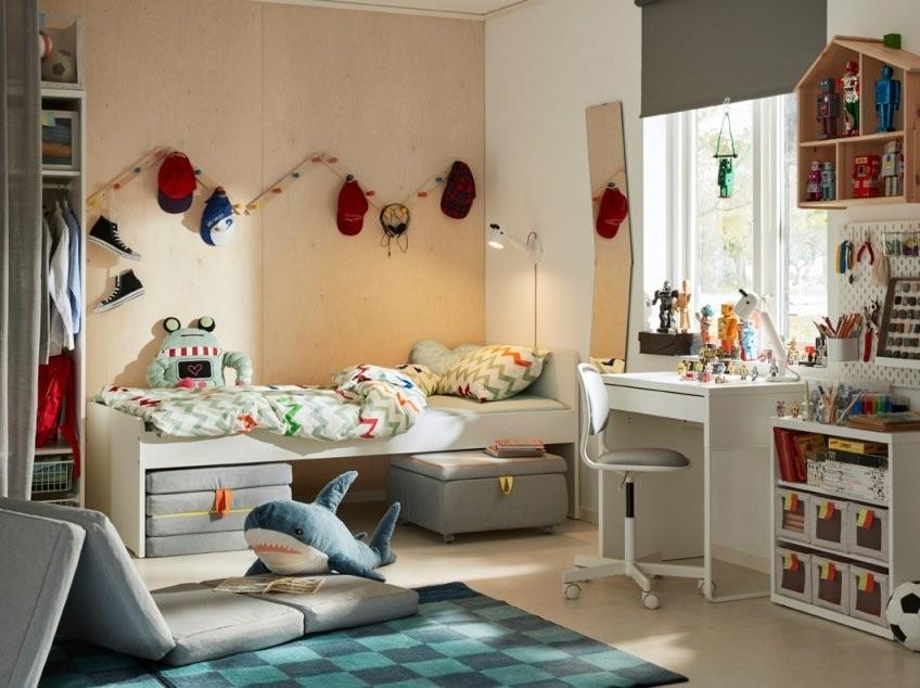 Lass Deine Kinder Ihren Stempel Aufdrücken  Ikea von Ikea Teppich Für Kinderzimmer Bild