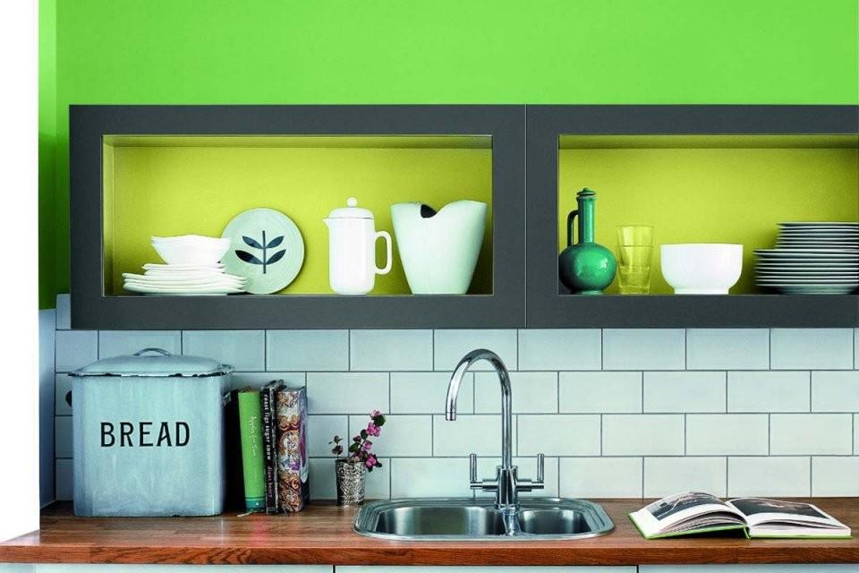 Latexfarbe Abwaschbare Wandfarbe von Abwaschbare Farbe Für Küche Bild