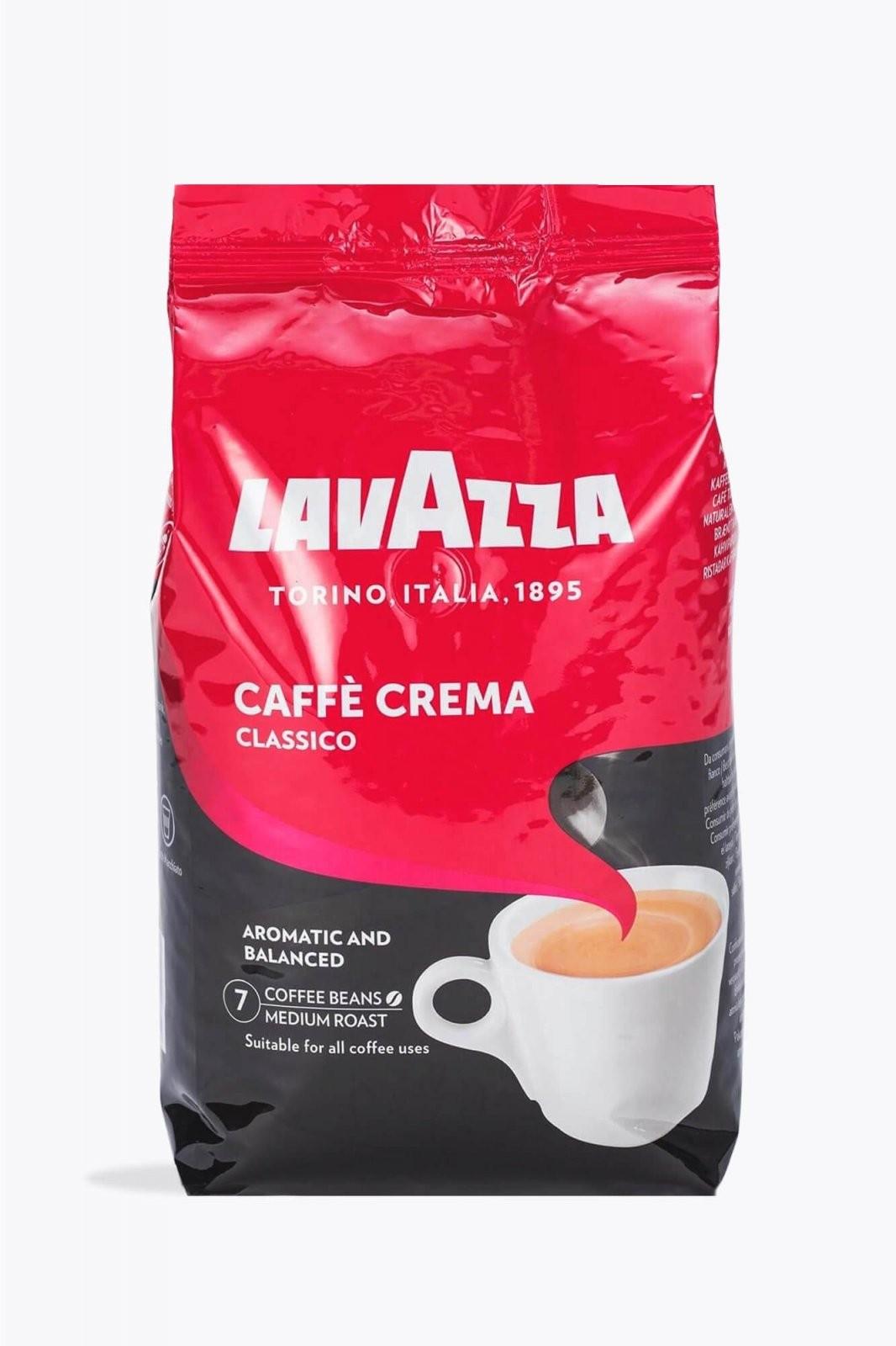 Lavazza Caffè Crema Classico 1Kg Online Kaufen  Roastmarket von Lavazza Crema Classico Angebot Bild
