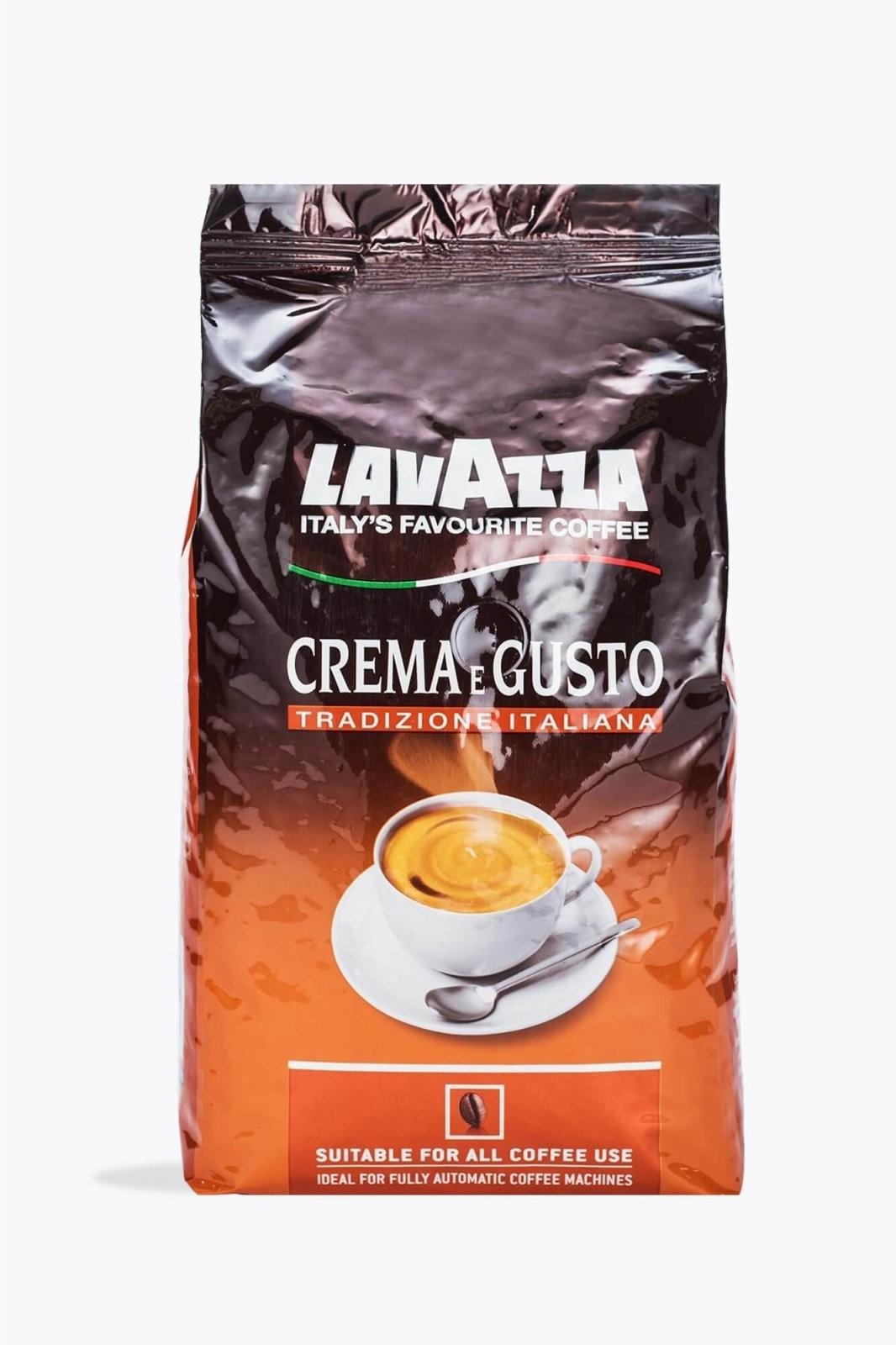 Lavazza Crema E Gusto Traditione Italiana 1Kg Online Kaufen von Lavazza Crema Classico Angebot Bild
