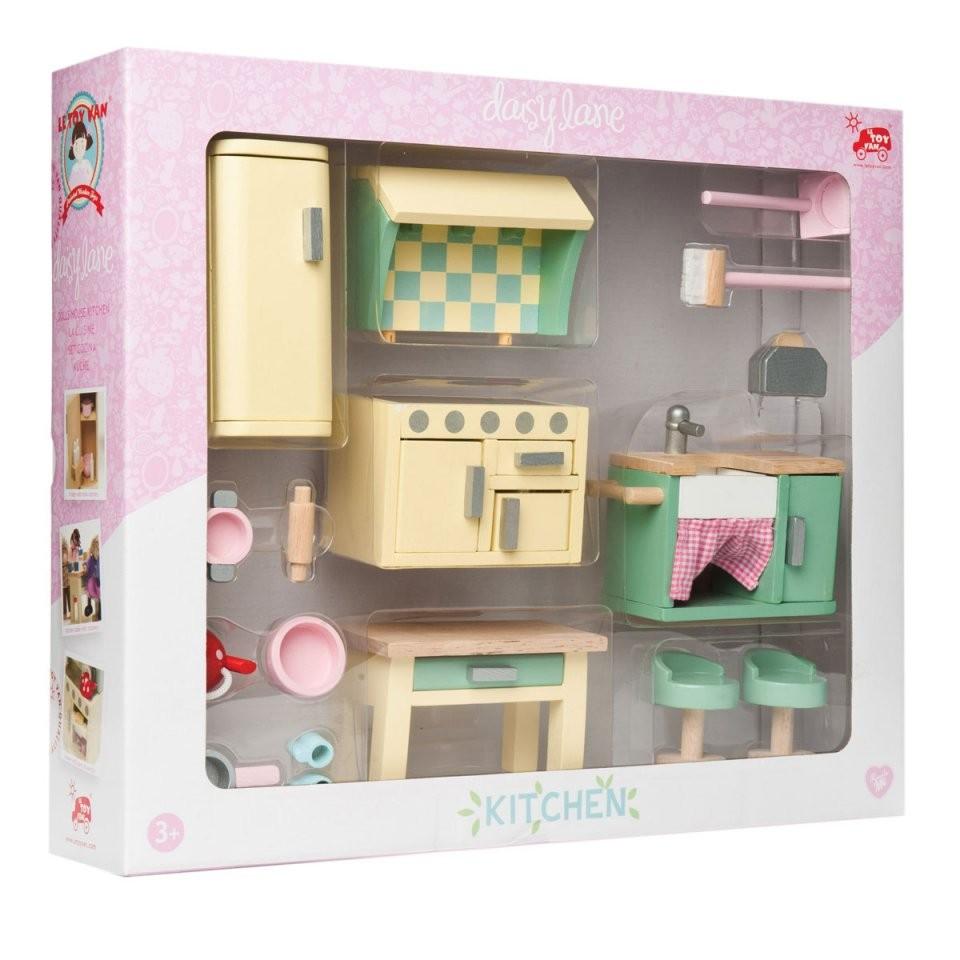 Le Toy Van Daisylane Küche Me059  Puppenhausmöbel Aus Holz Kaufen von Le Toy Van Küche Bild
