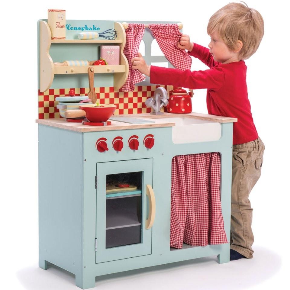 Le Toy Van Grote Keuken  Tv305  Pirum von Le Toy Van Küche Photo