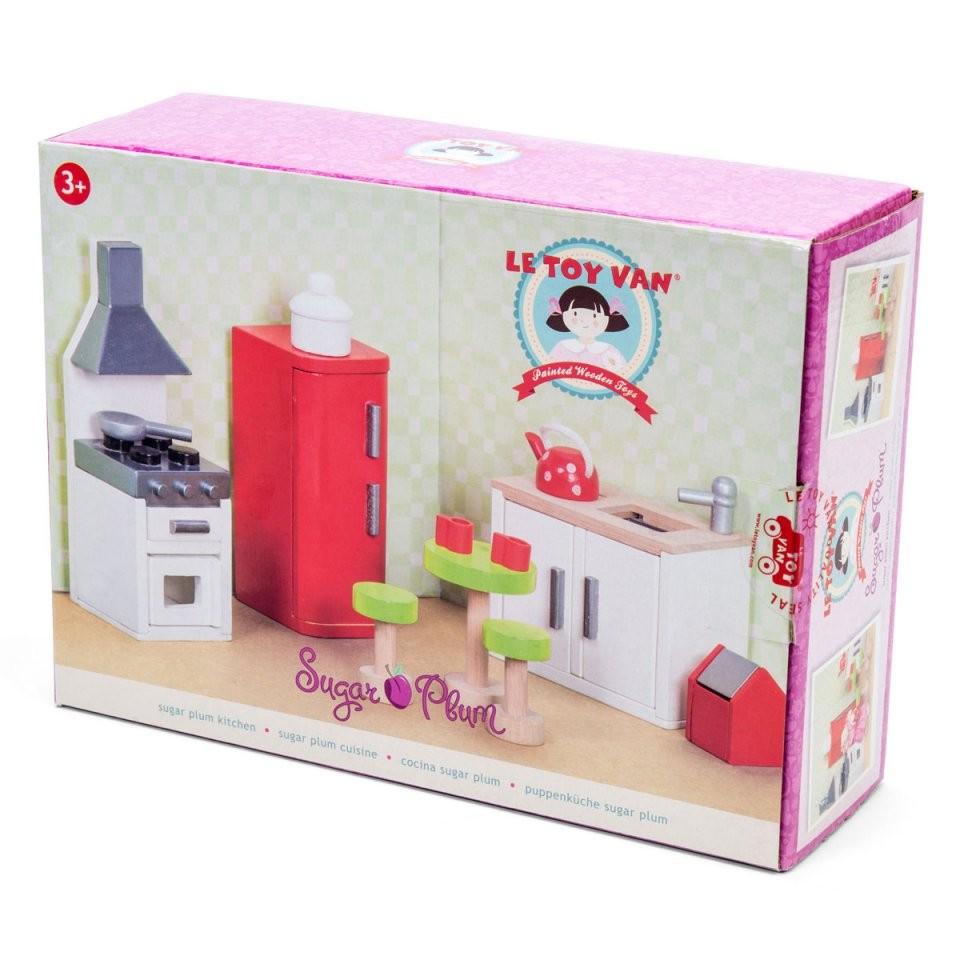 Le Toy Van Sugar Plum Küche  Puppenhausmöbel Bei Pirum Kaufen von Le Toy Van Küche Photo