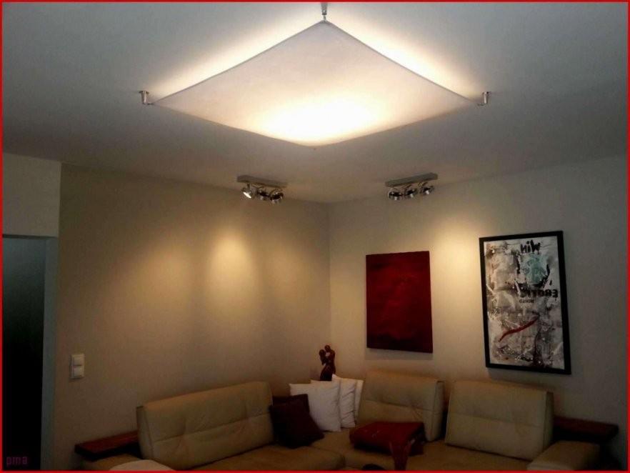 Led Deckenbeleuchtung Wohnzimmer Deckenlampe Hell Beleuchtung Selber von Indirekte Deckenbeleuchtung Selber Bauen Bild