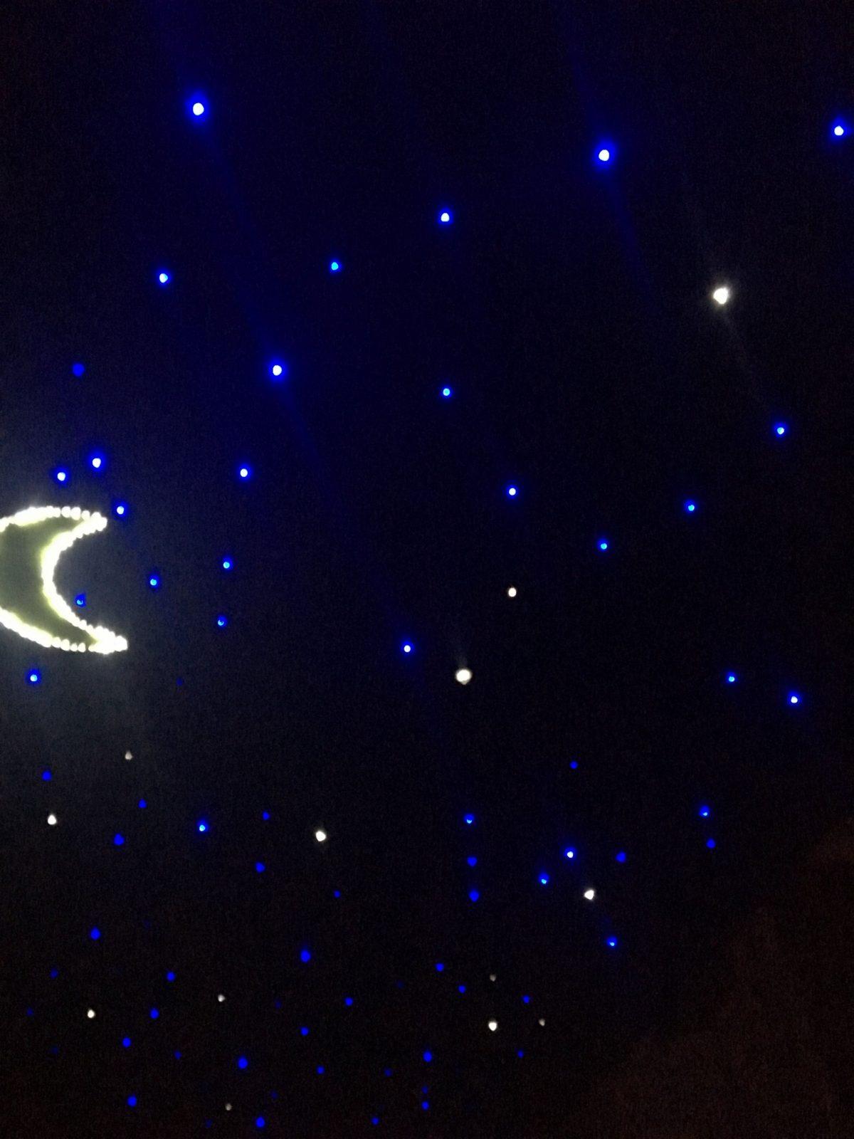 Led Sternenhimmel Bauanleitung Zum Selber Bauen  Heimwerkerforum von Sternenhimmel Lampe Selber Bauen Bild