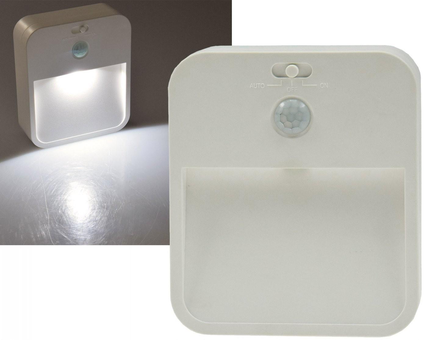Led Treppenlicht Mit Bewegungsmelder Batteriebetrieb 3  Chilitec von Led Treppenlicht Mit Bewegungsmelder Bild